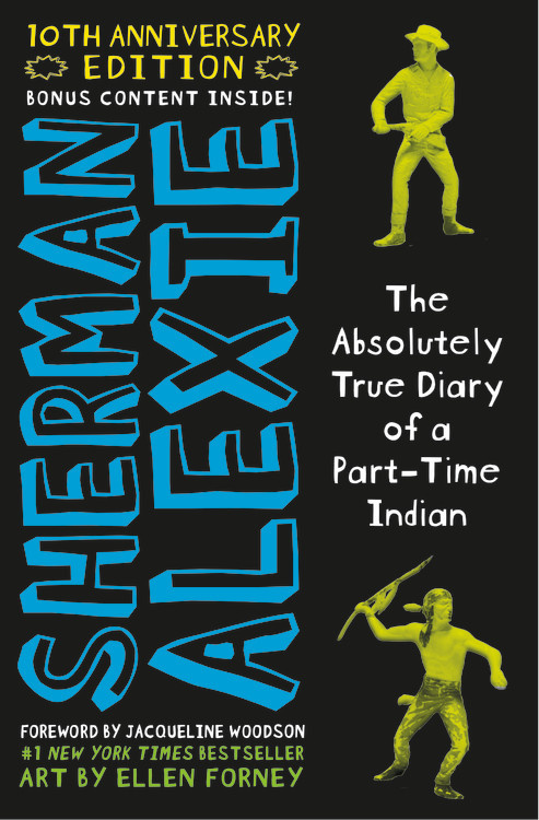 a book report on the absolute diary of a part time indian by sherman alexie Bestselling author sherman alexie tells the story of junior, a budding cartoonist growing up on the spokane indian reservation determined to take his future into his own hands, junior leaves his troubled school on the rez to attend an all-white farm town high school where the only other indian is the school mascot.