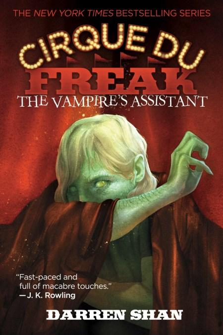 cirque du freak  Cirque Du Freak #2: The Vampire's Assistant by Darren Shan   Little ...