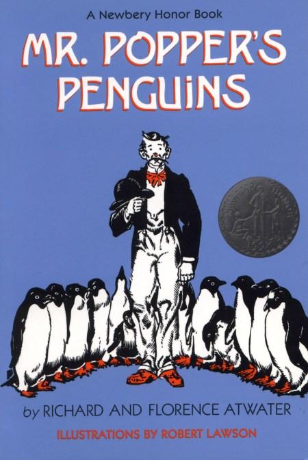 Image result for Mr. Popper's penguins book