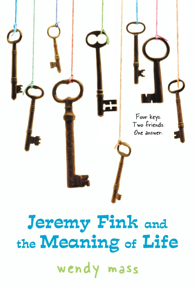 Jeremy fink and the meaning of life by wendy mass little brown jeremy fink and the meaning of life by wendy mass little brown books for young readers fandeluxe Gallery