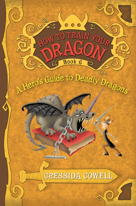 How to train your dragon a heros guide to deadly dragons by how to train your dragon a heros guide to deadly dragons ccuart Gallery