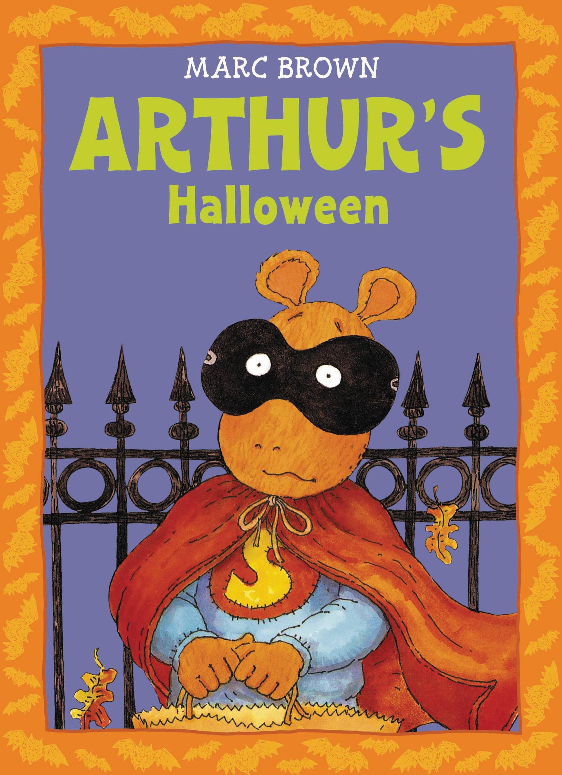 arthurs halloween by marc brown little brown books for young readers