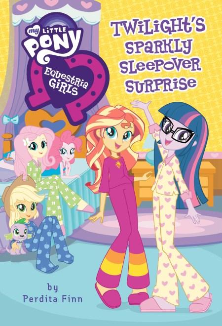 My Little Pony Equestria Girls Twilight S Sparkly Sleepover