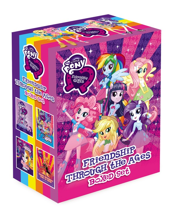 My Little Pony Equestria Girls Friendship Through The