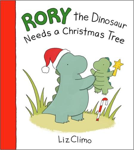 Christmas Dinosaur.Rory The Dinosaur Needs A Christmas Tree