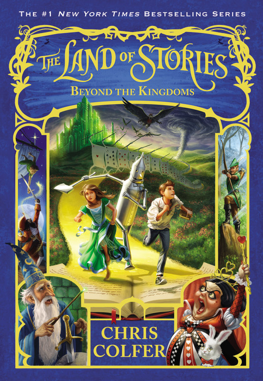 The Land Of Stories A Grimm Warning Ebook