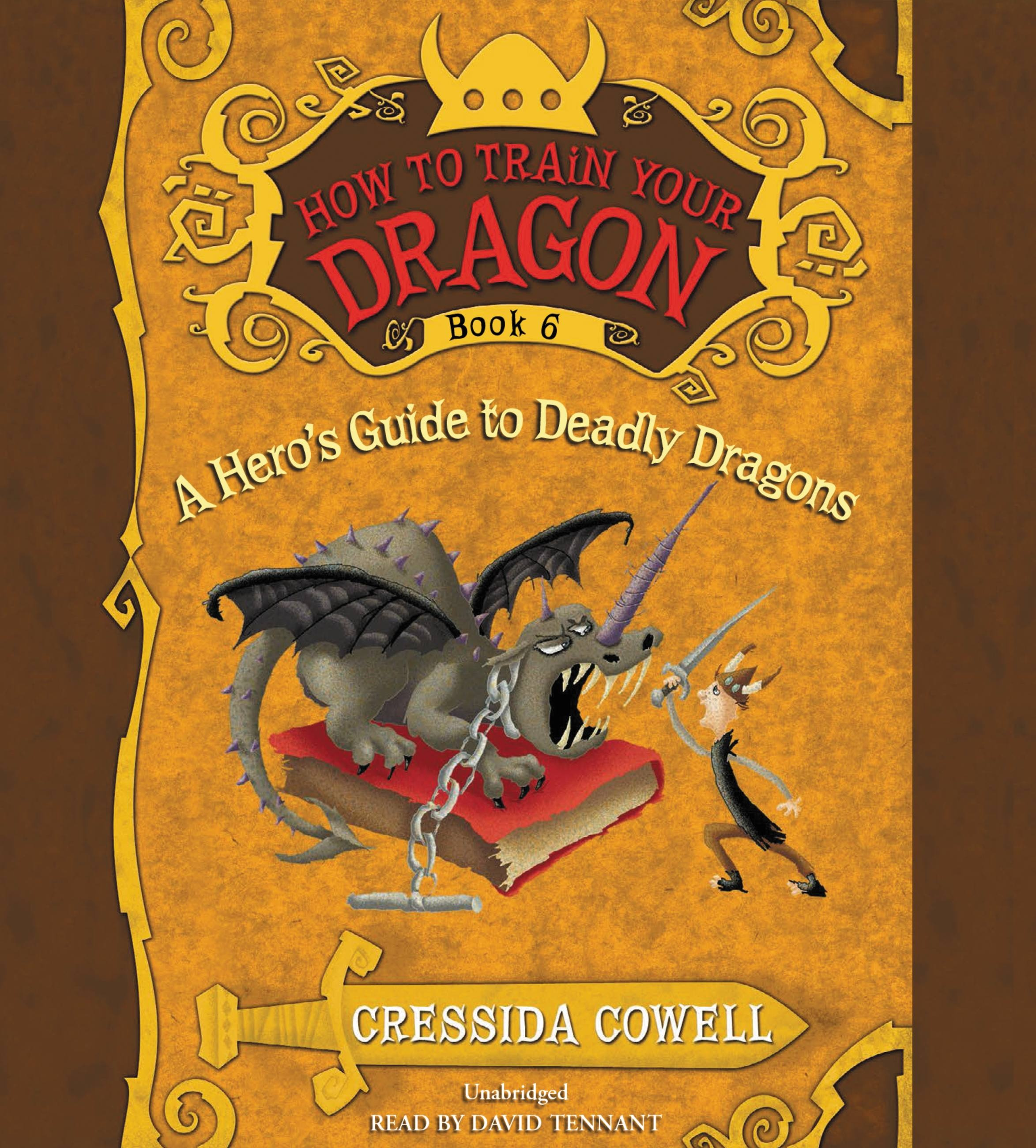 How to train your dragon a heros guide to deadly dragons by how to train your dragon a heros guide to deadly dragons by cressida cowell little brown books for young readers ccuart Gallery