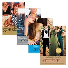 Gossip Girl Series Ebook