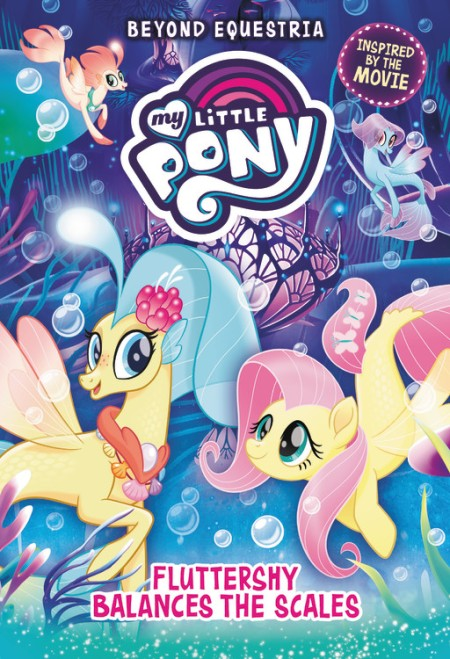 my little pony beyond equestria fluttershy balances the scales by