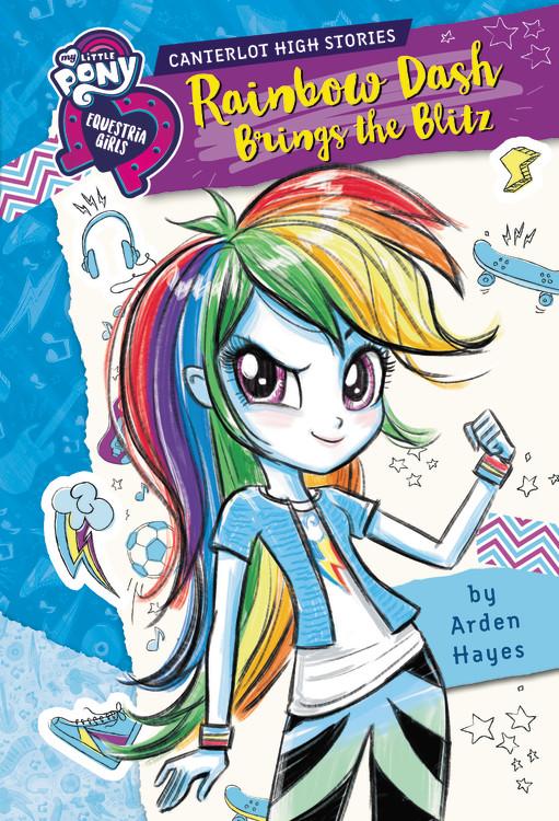 My Little Pony: Equestria Girls: Canterlot High Stories ...