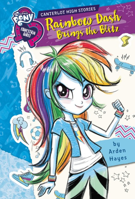 My Little Pony Equestria Girls Canterlot High Stories