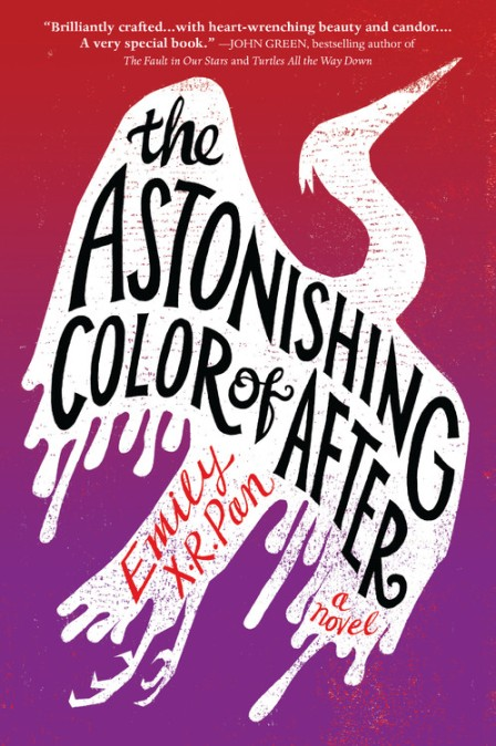 Image result for the astonishing color of after