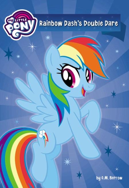 my little pony rainbow dash's double daregm berrow
