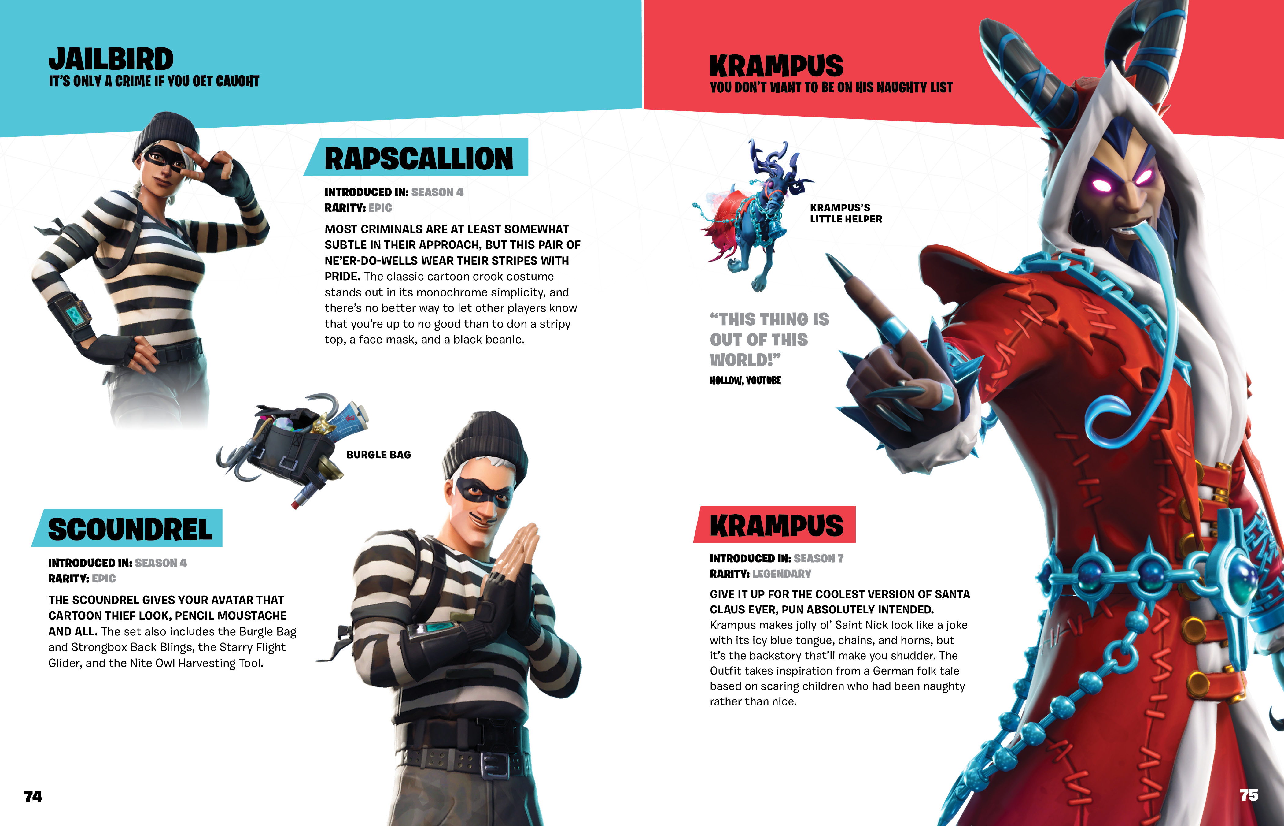 FORTNITE (Official): Outfits