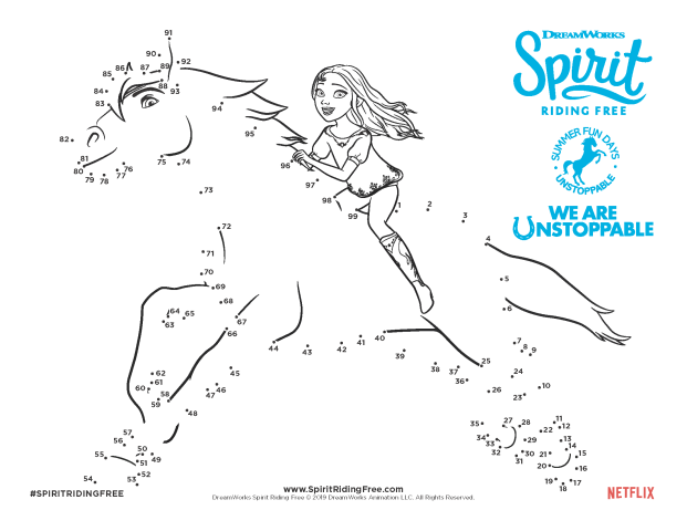 Spirit Riding Free | Little, Brown Books for Young Readers