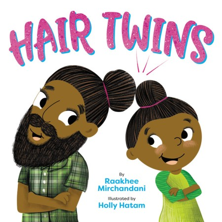 Amazing 2021 Books for Students: Hair Twins by Raakhee Mirchandani