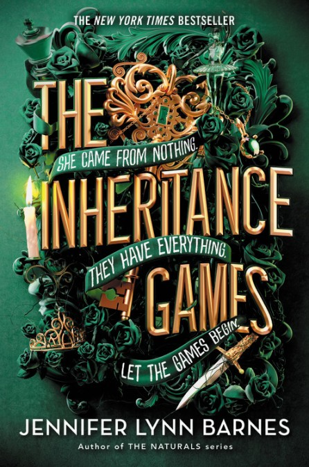 The Inheritance Games by Jennifer Lynn Barnes | Little, Brown Books for  Young Readers